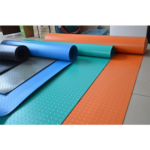 PVC花纹板