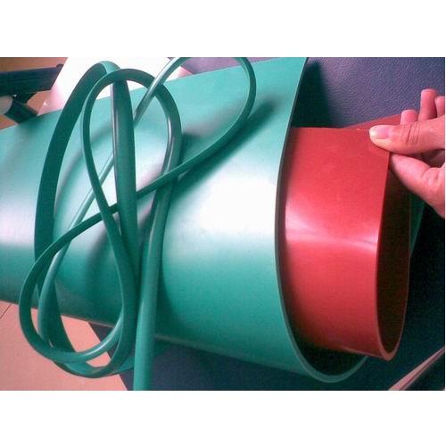 PVC绿色软焊条